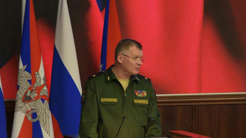 Third de-escalation zone set up in Syria: Russia