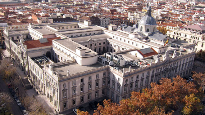 Detained terrorists appear at Spanish court