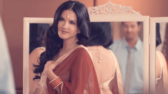 Condom ads featuring Sunny Leone on buses face axe in Goa