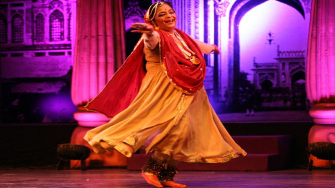 For dancer Uma Sharma, Kathak is all about Lord Krishna