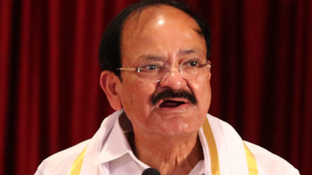 Friction between Centre and States declining: Vice-President-elect Venkaiah Naidu