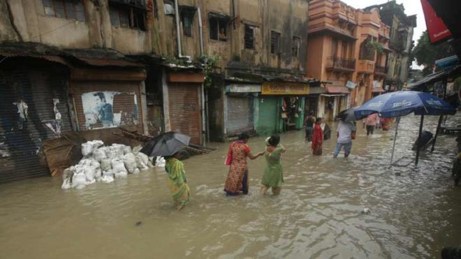 West Bengal flood toll climbs to 50
