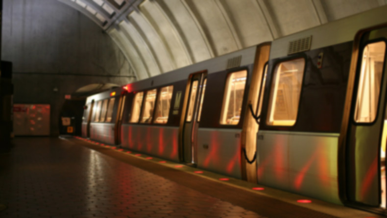 Washington DC metro system sued for refusing 'political' advertisements