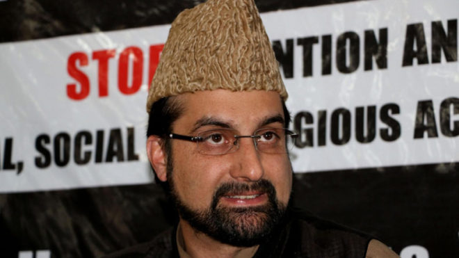 You kill 1 armed youth, 10 more will stand up Mirwaiz Umar Farooq