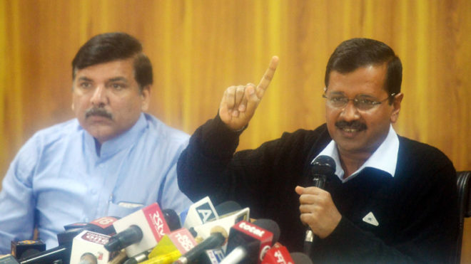 Extra Rs 1.1 lakh cr deposited in banks after note ban: AAP