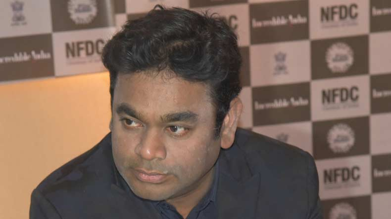 AR Rahman to compose for Bruce Lee biopic