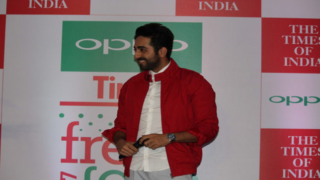 I'm meant for unconventional films: Ayushmann Khurrana