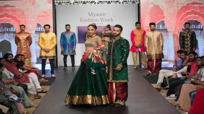Mysore Fashion Week back is with 4th edition