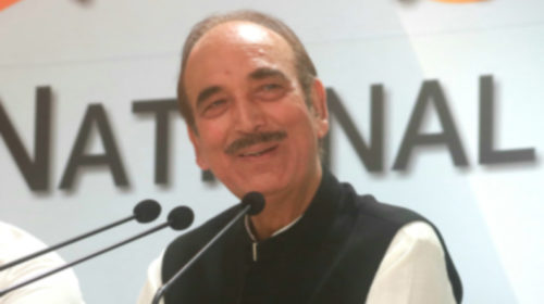 Contrary stands by PM, RBI on black money recovered: Ghulam Nabi Azad