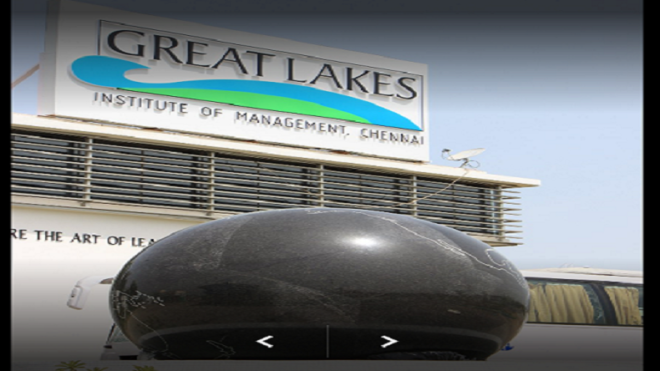 Great Lakes Institute of Management, announces PG admissions in management courses