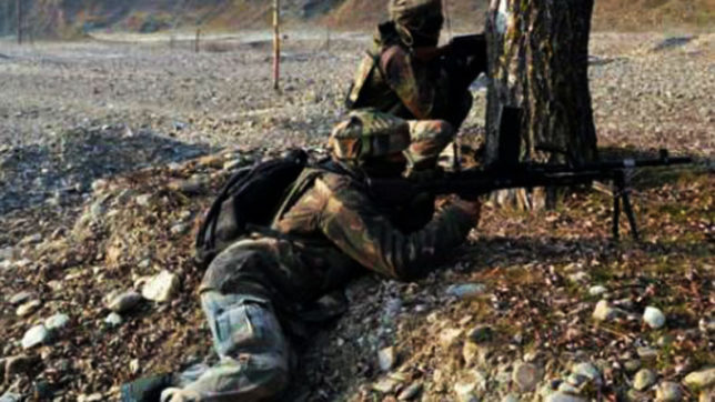 J&K: Two militants killed, girl injured in Shopian gunfight