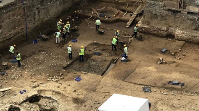 6,000-year-old Neolithic remains discovered in Istanbul