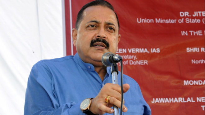 Don't get distracted by 'constitutional issues', Jitendra Singh tells Jammu and Kashmir