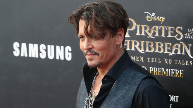 Johnny Depp's luxury Kentucky ranch up for sale