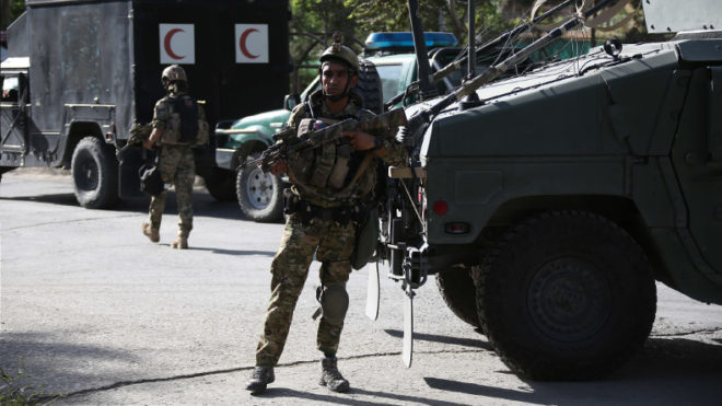 Kabul mosque attack toll reaches 40