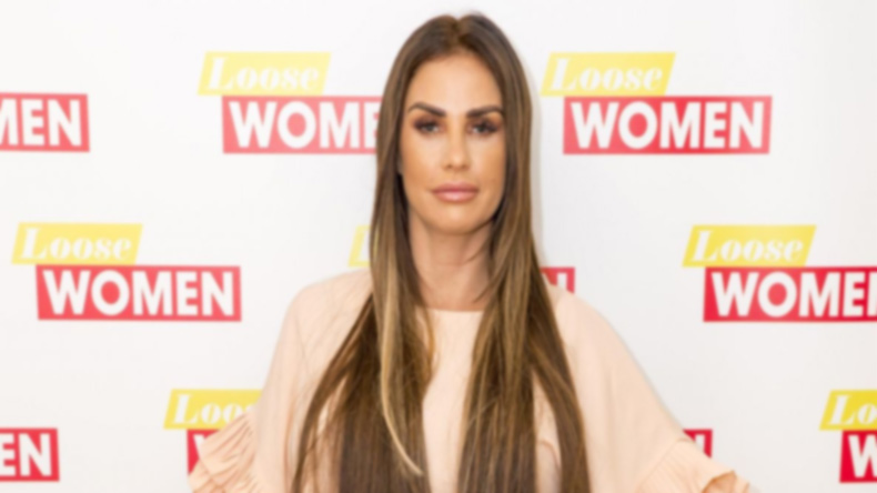 Katie Price cuddles up with Kieran just HOURS after announcing divorce
