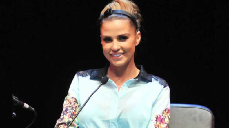 Katie Price asked to take lie detector test