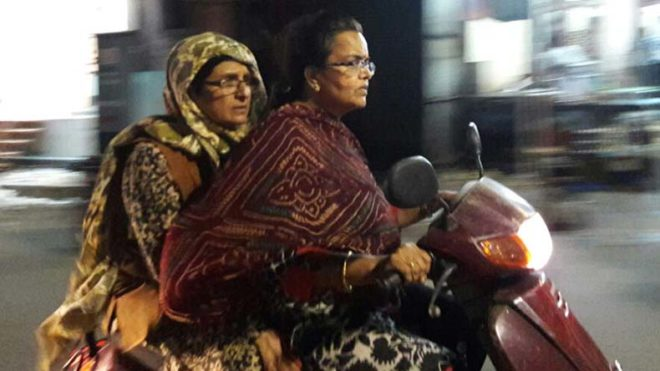 Kiran Bedi anonymously surveys Puducherry streets to find how safe they are for women