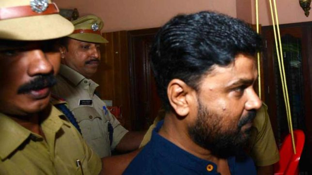 Dileep gets two-hour leave from jail for father's remembrance day