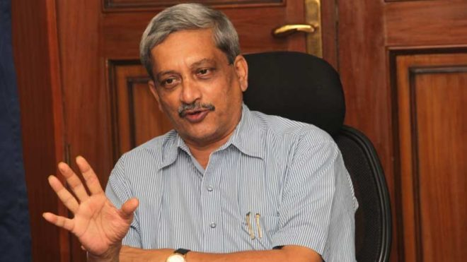 Manohar Parrikar trying to censor MLAs over drug trade-police nexus, says Congress