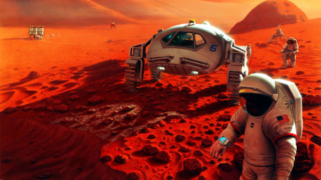 NASA's next Mars mission to probe red planet's deep interior