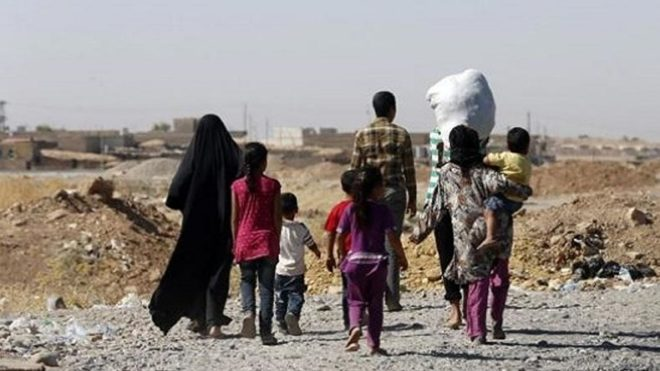 17,000 displaced returned to Mosul in past 2 months: Iraq