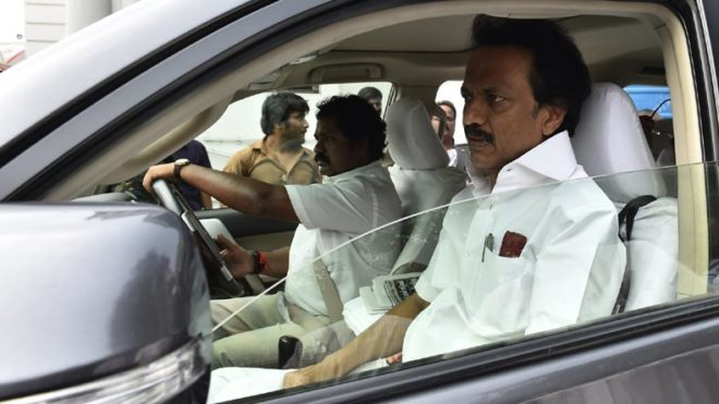 TN CM should order CBI probe, resign with all ministers: MK Stalin