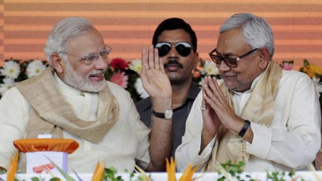 Nitish Kumar-led Janta Dal United passes resolution to join BJP-powered NDA