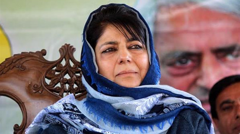More cross-LOC routes will end India-Pakistan acrimony: Mufti