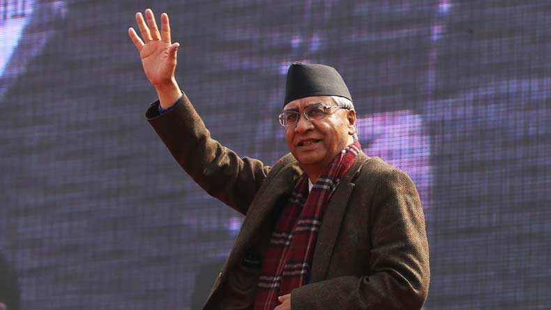 PM Deuba expands Cabinet, inducts 15 State Ministers