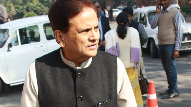 We have learnt lessons, time to put house in order: Ahmed Patel