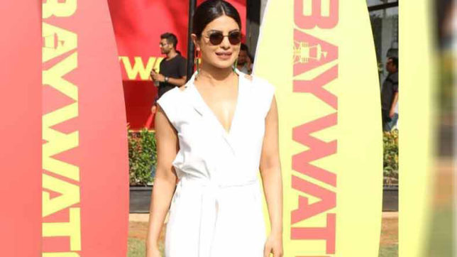 'We're the Millers' director hopes he's lucky enough to work with Priyanka