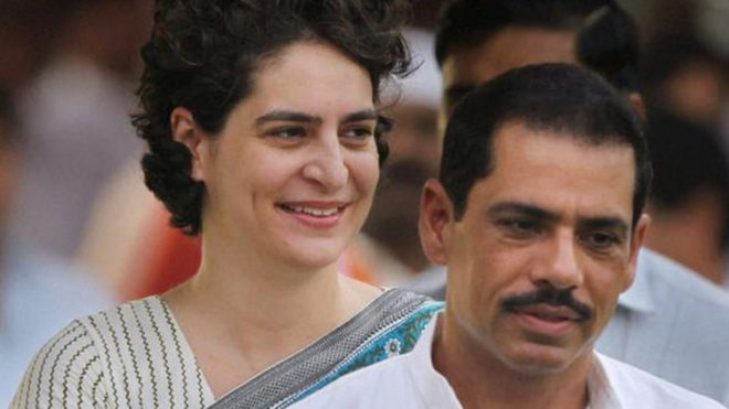 Priyanka Vadra recovers from dengue, discharged