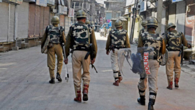 J&K: Hizbul Mujahideen ammunition module busted in Shopian, two policemen arrested