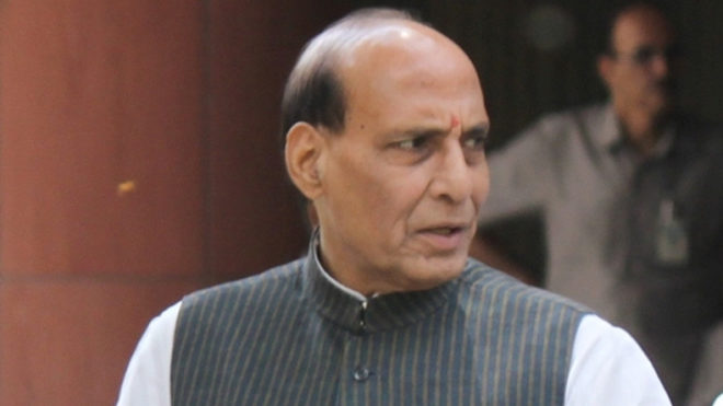 In modern world, risk reduction no longer a local activity: Rajnath Singh