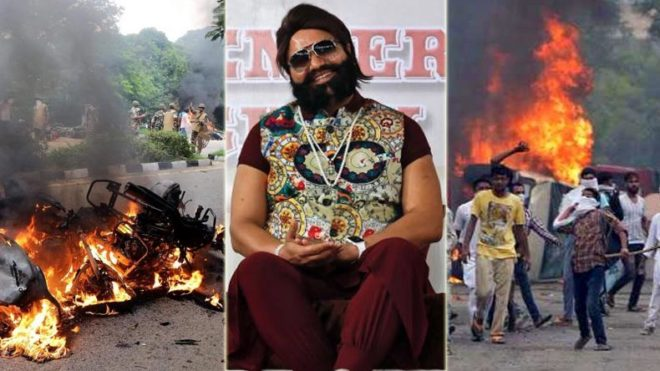LIVE — Ram Rahim Singh fall out: Army, Rapid Action Force, Police enter Dera headquarters Sirsa