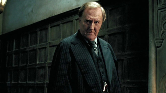 'Harry Potter' star Robert Hardy dies at 91