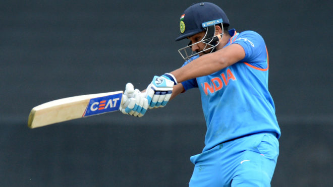 Excited Rohit says vice-captaincy a huge honour