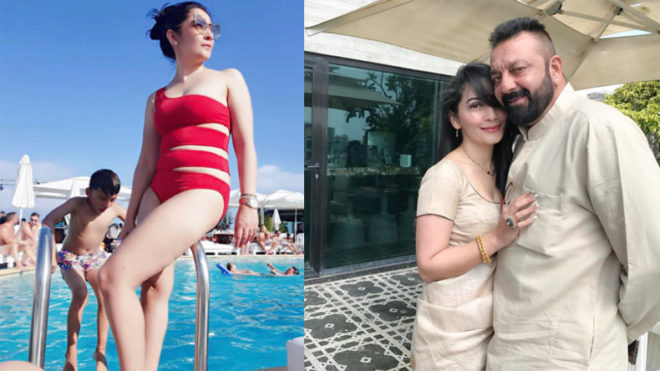 Check out some of Maanayata's hot pics which have apparently upset hubby Sanjay Dutt