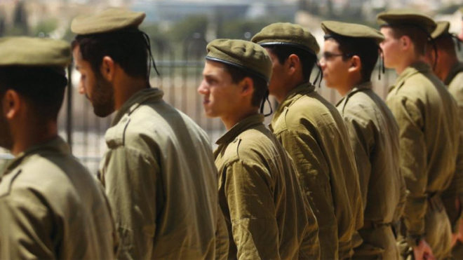 Israeli teens attack off-duty soldiers for looking like Arabs