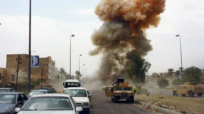 12 killed in Syria bombings