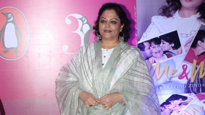 Chances of senior actresses getting films limited: Tanvi Azmi