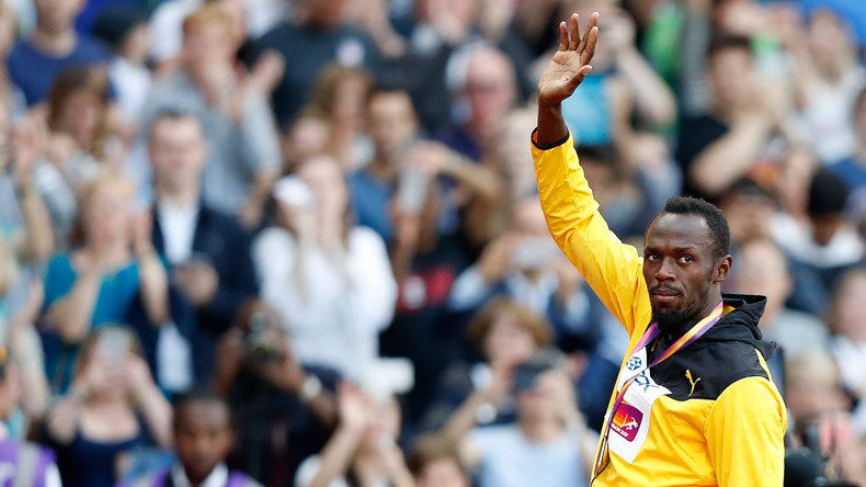 I am a living legend; bask in my glory: Athletic superstar Usain Bolt's career in quotes