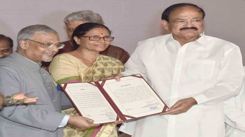 Venkaiah Naidu's victory margin highest in three decades