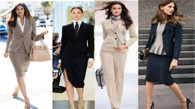Bold colours, capes: Work wear trends for women