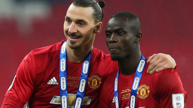 Zlatan Ibrahimovic, Eric Bailly send Manchester United fans in frenzy with individual Instagram posts