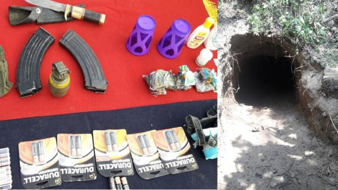 BSF finds 14-feet-long trans-border tunnel in Jammu's Arnia