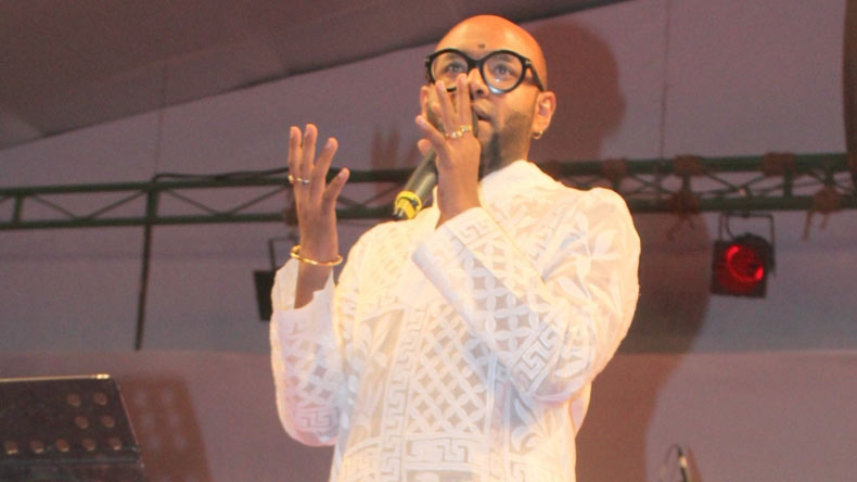 Benny Dayal urges people to save environment through song