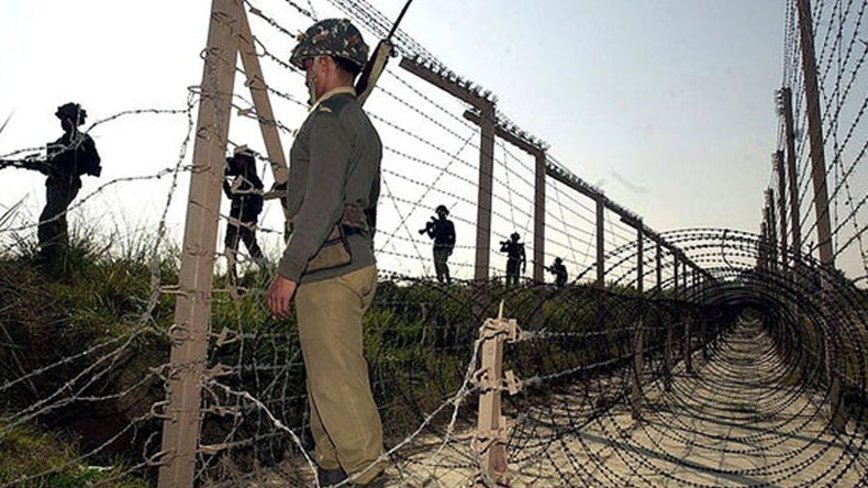 BSF jawans shoot dead two Pakistani infiltrators along Punjab border