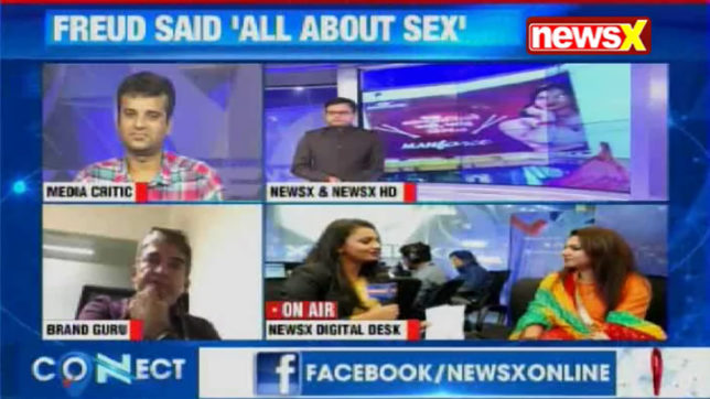 NewsX Connect: Sunny Leone condom ad controversy — Have corporates gone too far this festive season?